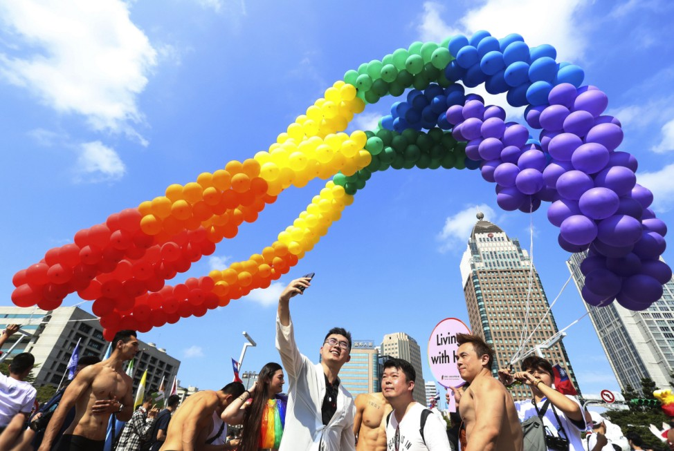 Gay Pride in Taiwan
