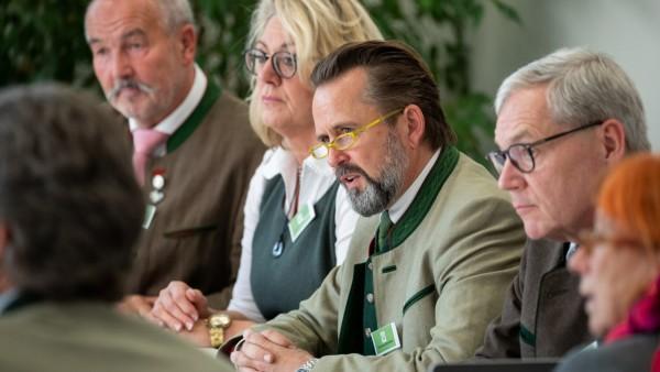 Delegiertenversammlung Bayerischer Jagdverband