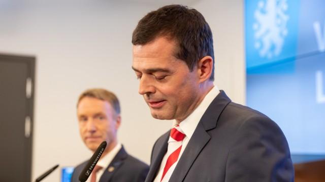Landtagswahl in Thüringen - CDU