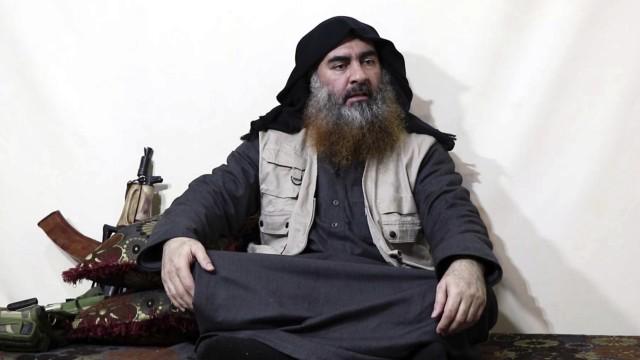 IS-Führer Al-Baghdadi
