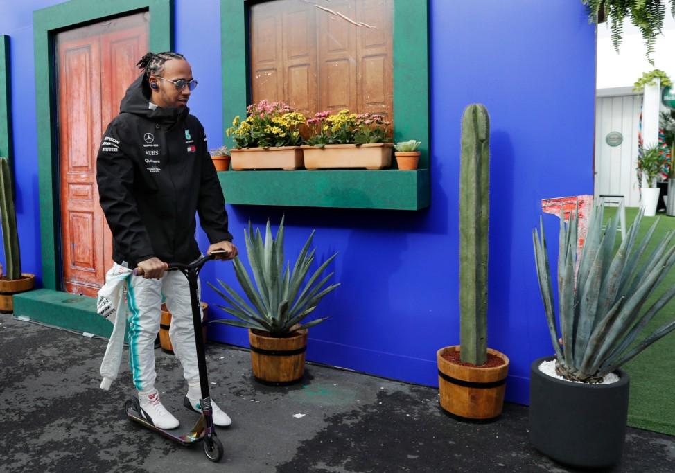 Grand Prix von Mexico