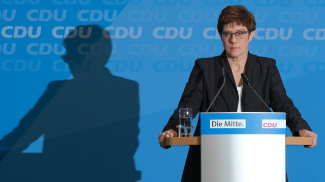 Political Parties React To Thuringia Election