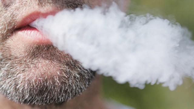 Gebrauch von E-Zigaretten