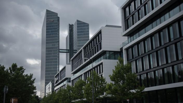 Verwaltungsgebäude München, Parkstadt Schwabing