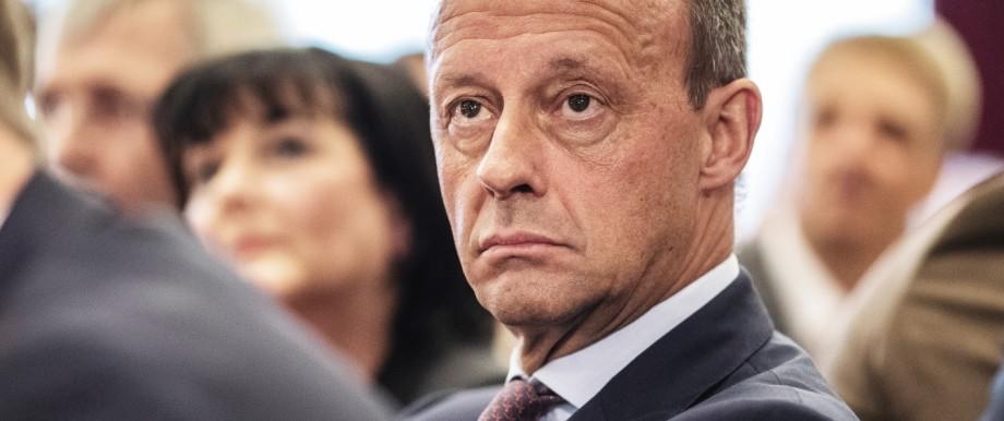 CDU: Friedrich Merz in Eslohe 2019