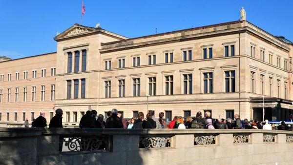 Bundesrechnungshof: Kulturbauten in Berlin gefährdet