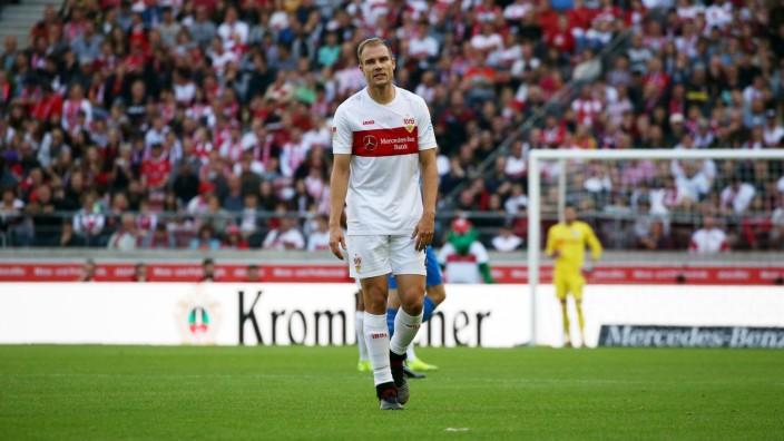 VfB Stuttgart - Holstein Kiel Deutschland, Stuttgart, 20.10.2019, Fussball, 2. Bundesliga, Saison 2019/2020, 10. Spielta