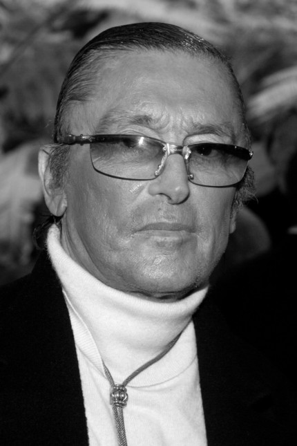 FILE PHOTO: Producer Robert Evans at Hollywood Foreign Press Luncheon.; Robert Evans