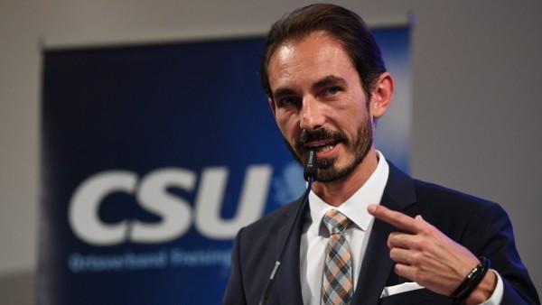 CSU-Bürgermeisterkandidat Jürgen Mieskes