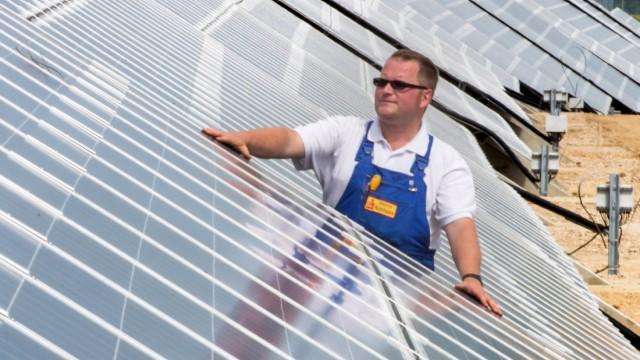 Globale Energiestudie: Wind und Solar auf dem Vormarsch