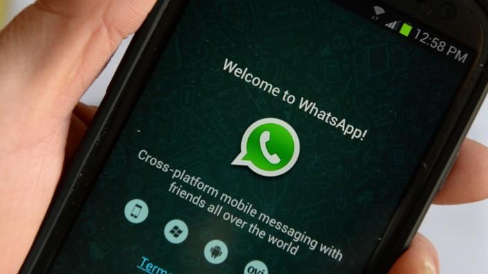 Pegasus-Software: Facebook wirft einer israelischen Firma vor, mit einem technischen Kniff eine Sicherheitslücke bei WhatsApp ausgenutzt zu haben.