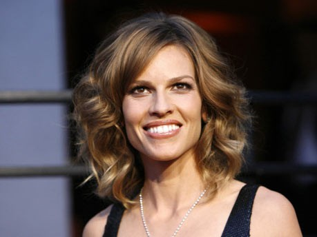 Hilary Swank; Foto: Reuters