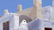 weiße Dörfer auf den Kykladen