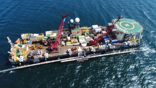 Dänemark gibt grünes Licht für Gas-Pipeline Nord Stream 2