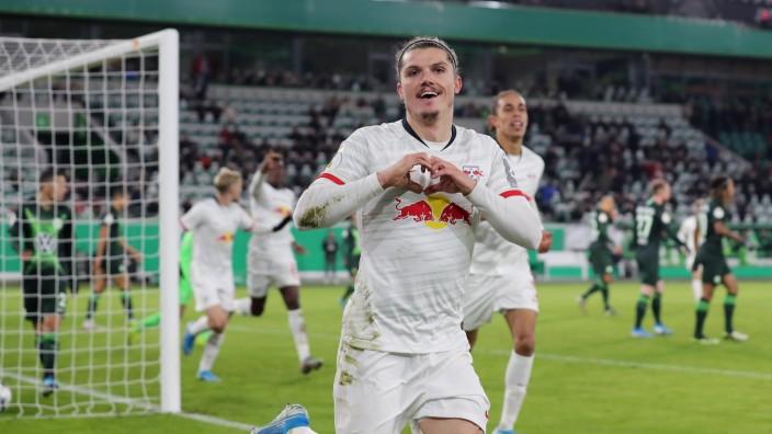 VfL Wolfsburg v RB Leipzig - DFB Cup