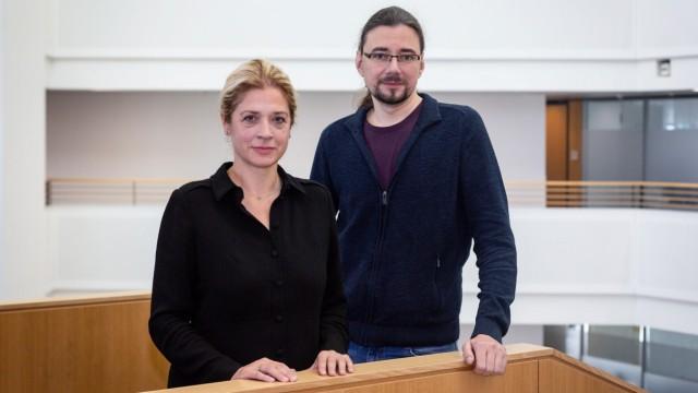 Cordelia Freiwald und Kurt Jansson Spiegel Dokumentation