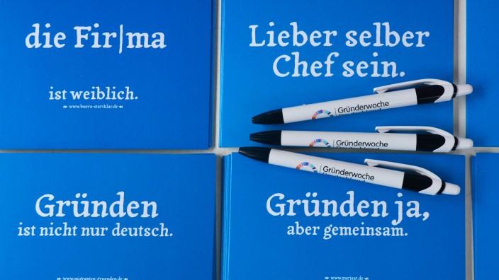 Thüringer haben weniger Lust auf Firmengründungen