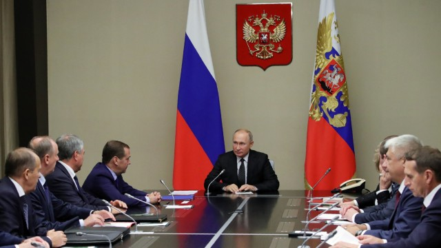 """Russland schafft eigenes ´Staatsnetz"""""""