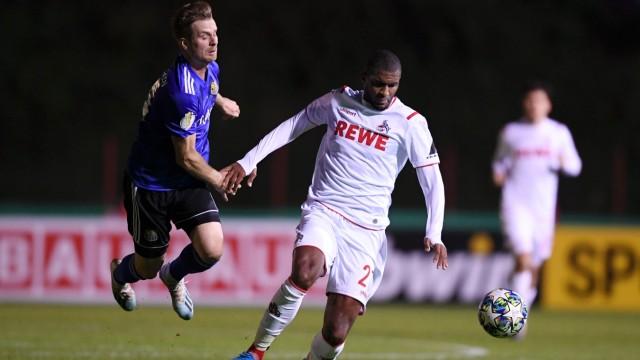 1. FC Saarbruecken v 1. FC Koeln - DFB Cup