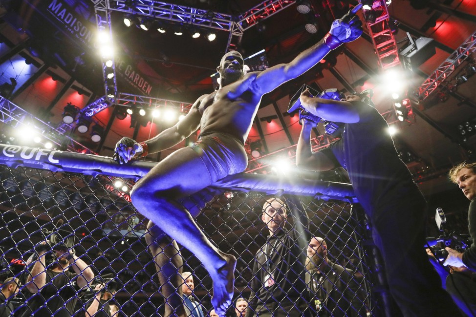 UFC 244 Mixed Martial Arts Event
