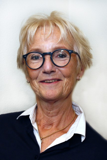 Christel Muggenthal und ihr Wahlunterstützungsverein