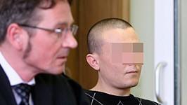 Holzklotz-Werfer muss lebenslänglich in Haft, AP