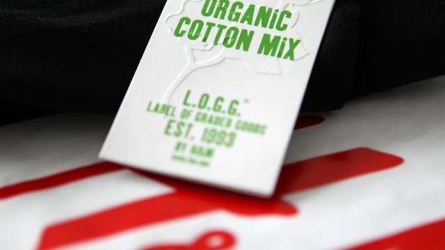 Skandal um angebliche Bio-Textilien; h&m