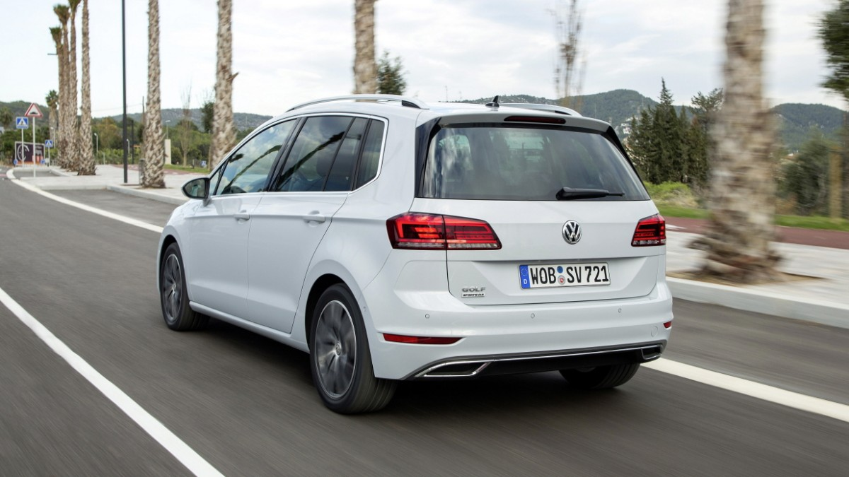 2021 VW Sharan Specs and Review