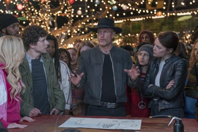 Woody Harrelson (Finalized);Jesse Eisenberg (Finalized);Emma Stone (Finalized);Abigail Breslin (Finalized);Zoey Deutch (Finalized); Zombieland 2