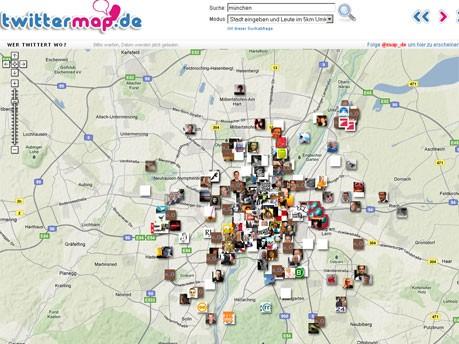 Twittermap.de