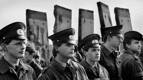 Mauerfall DDR 1989
