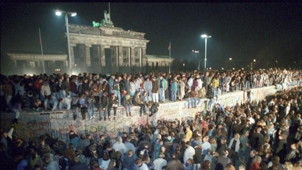 Mauerfall DDR
