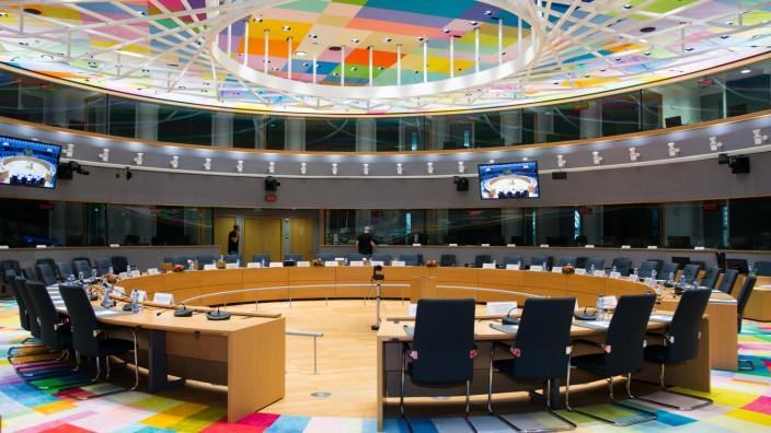 EU-Gipfel in Brüssel, 2017