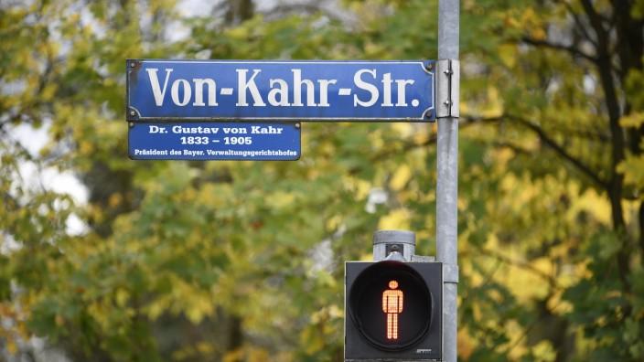 Die Von-Kahr-Straße in München-Untermenzing ist nach Gustav von Kahr senior benannt.