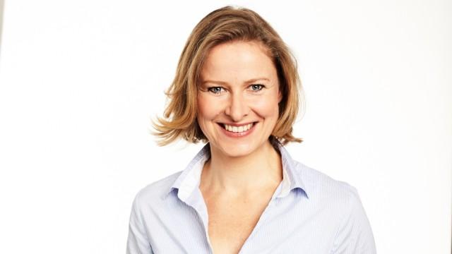 Julia Schmitt-Thiel, SPD-Kandidatin für den Münchner Stadtrat.