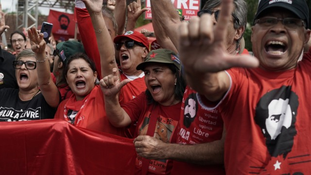 Brasilianisches Gericht macht Weg für Freilassung von Lula frei