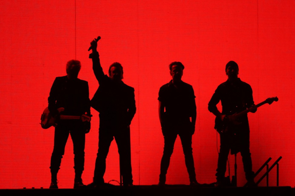 BESTPIX: U2 The Joshua Tree Tour 2019 - Auckland
