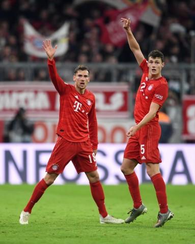 Bundesliga - Bayern Munich v Borussia Dortmund
