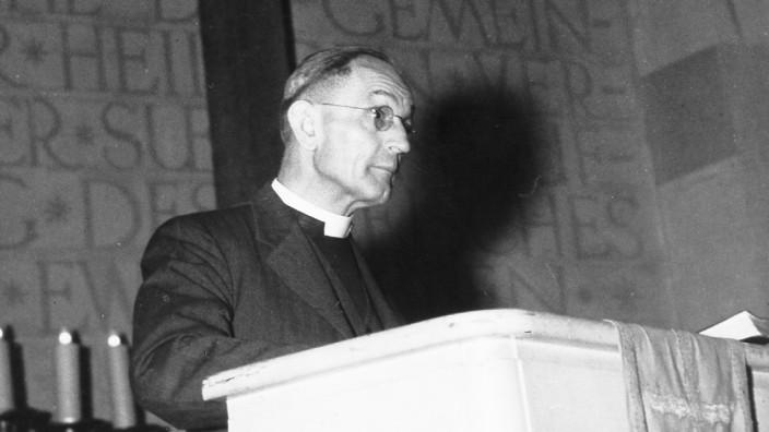 Pastor Martin Niemöller, 1949