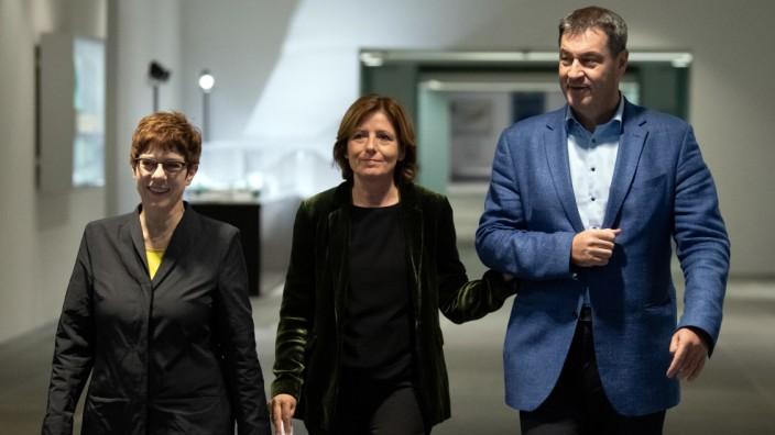 Koalitionsausschuss zur Grundrente