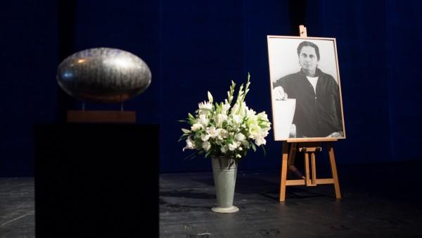 Trauerfeier Ingo Maurer im Residenztheater