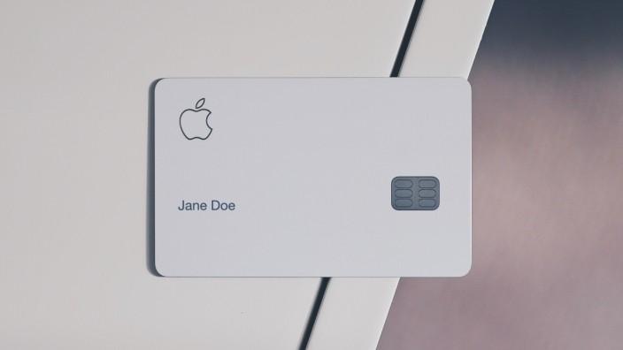 Apple Card: Warum die Apple Card Ärger verursacht - Wirtschaft - SZ.de