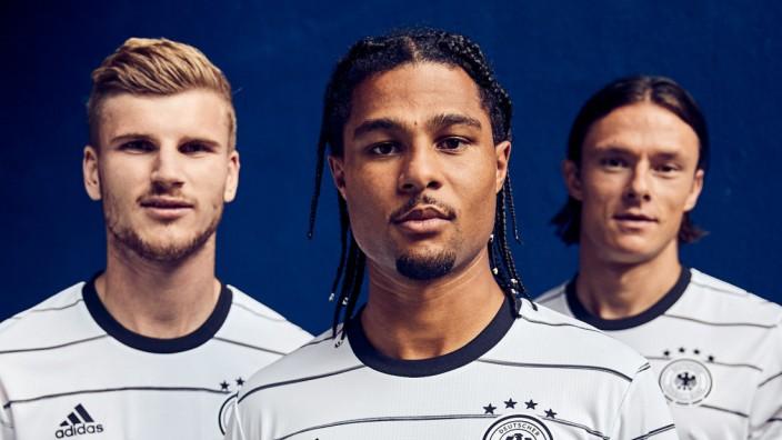 Neues Trikot der Nationalmannschaft