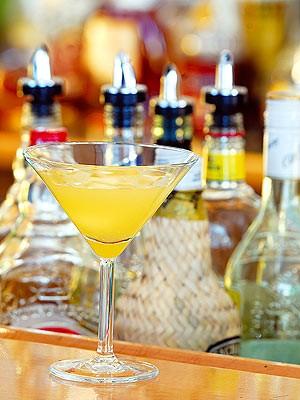 Die Rückkehr der Hausbar, Cocktails im Wohnzimmer, Cocktailspitz; Pierre Kamin