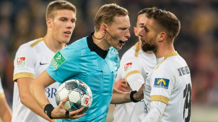 SG Dynamo Dresden - SV Wehen Wiesbaden