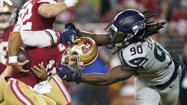 San Francisco 49ers - Seattle Seahawks