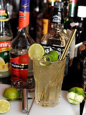 Die Rückkehr der Hausbar, Cocktails im Wohnzimmer,