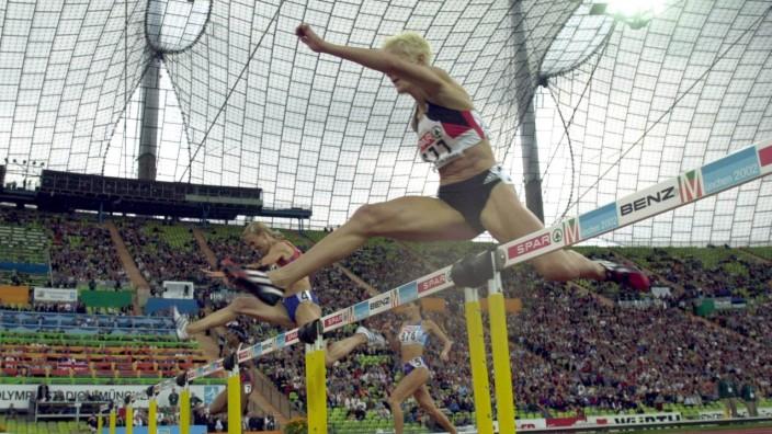 Leichtathletik EM 2002 in München - European Championships 2022 nach München vergeben