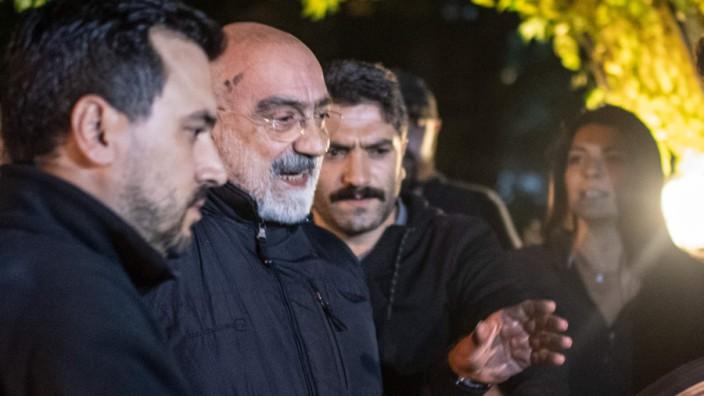 Ahmet Altan Verhaftung