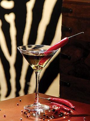 Die Rückkehr der Hausbar, Cocktails im Wohnzimmer, Cocktail